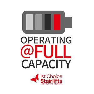 Covid-19 Operating at Full Capacity