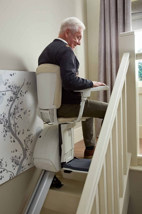 HomeGlide Extra Swivel Seat