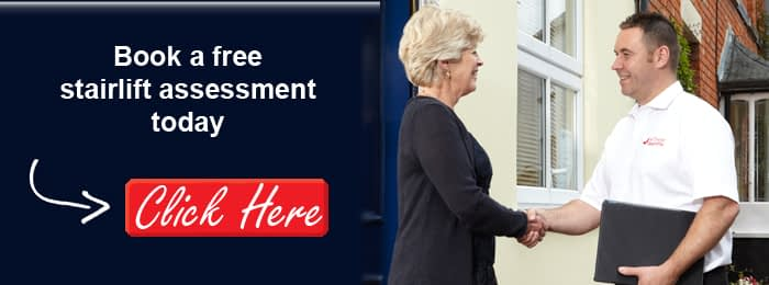 book a stairlift assessment in reading
