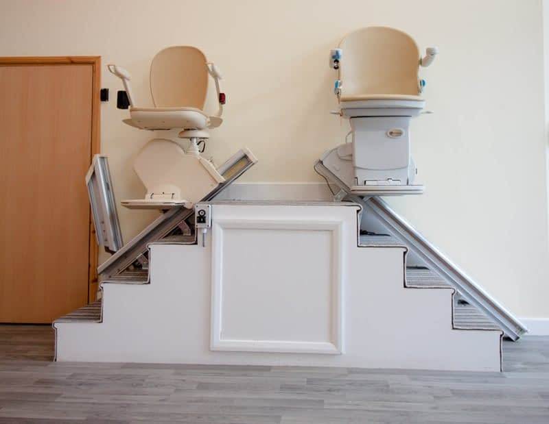 demonstration stairlifts