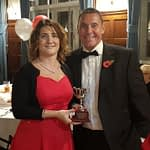 Winners of the Calne Retailer of the Year Award 2018